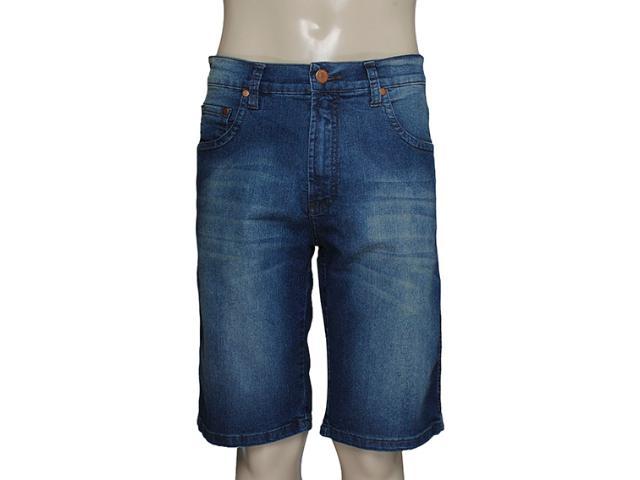 Bermuda Masculina Dopping 013158502 Cor Jeans