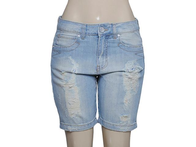 Bermuda Feminina Dopping 13158539 Cor Jeans
