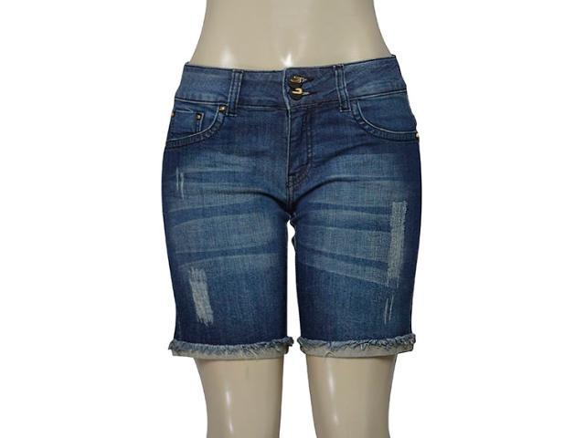 Bermuda Feminina Dopping 012360021 Jeans