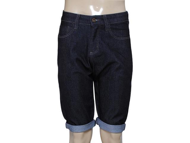 Bermuda Masculina Kakolako 11854 Jeans