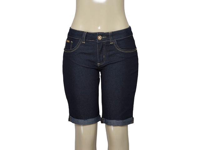 Bermuda Feminina Kacolako 11867 Jeans