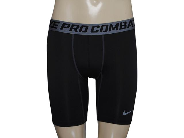 Bermuda Masculina Nike 519977-010 Core Compression 6' Short 2.0 Preto