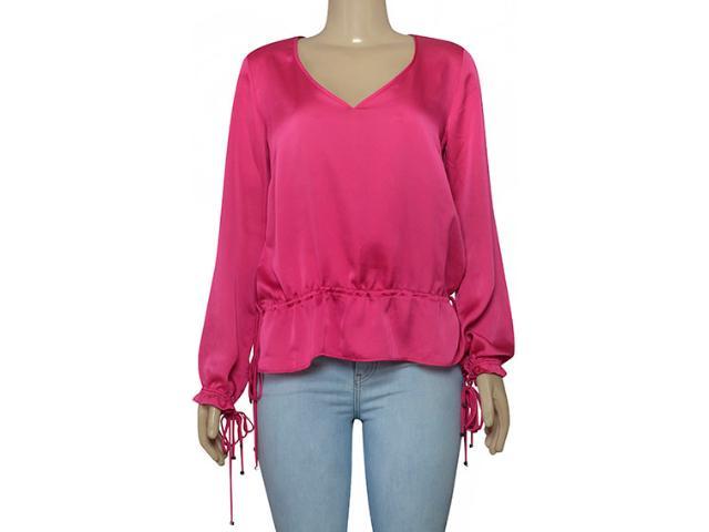 Blusa Feminina Borda Barroca 1001283 Pink