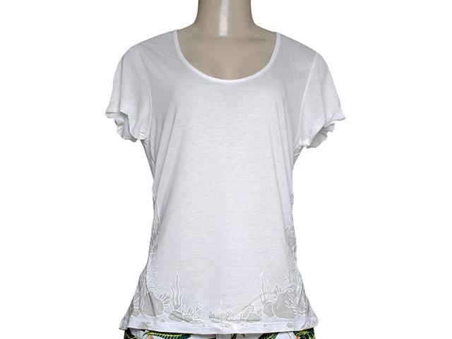 Blusa Feminina Cavalera Clothing 09.01.3051 Off White