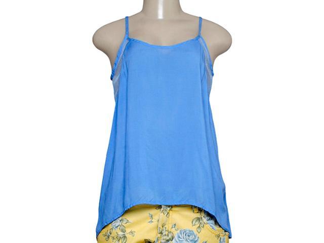 Blusa Feminina Cavalera Clothing 09.03.2350 Azul