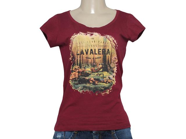 Blusa Feminina Cavalera Clothing 09.02.2315 Bordo