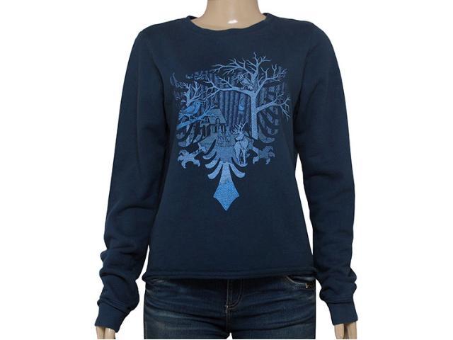 Blusa Feminina Cavalera Clothing 09.09.0017 Azul
