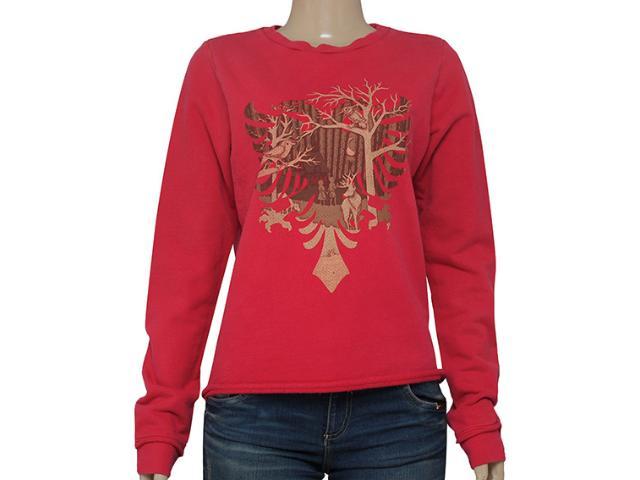 Blusa Feminina Cavalera Clothing 09.09.0017 Vermelho