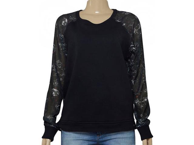 Blusa Feminina Cavalera Clothing 09.01.3220 Preto