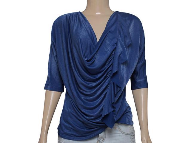 Blusa Feminina Coca-cola Clothing 363202665 Azul