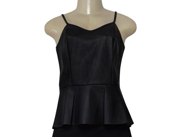 Blusa Feminina Coca-cola Clothing 363203544 Preto