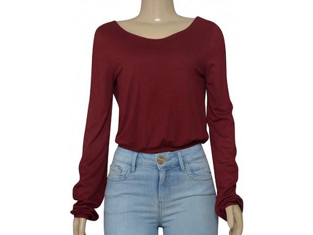 Blusa Feminina Coca-cola Clothing 363203326 Vermelho