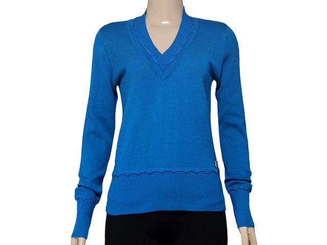 Blusa Feminina Intuição 151346 Azul Royal