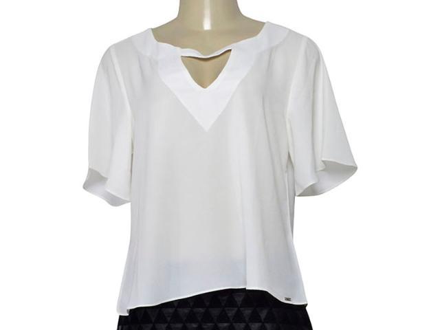 Blusa Feminina Lado Avesso 106427 Off White