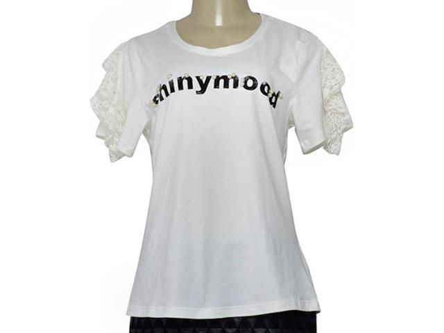 Blusa Feminina Lado Avesso 106403 Off White