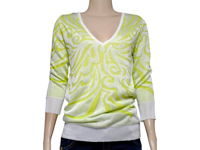 Blusa Feminina Lafort Ryv151358 Off White