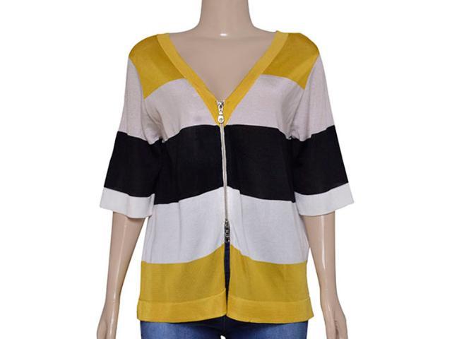 Blusa Feminina Lafort Ryv161534 Amarelo/off White/preto