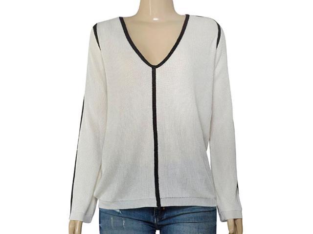 Blusa Feminina Lafort Ryi171930 Off White/preto
