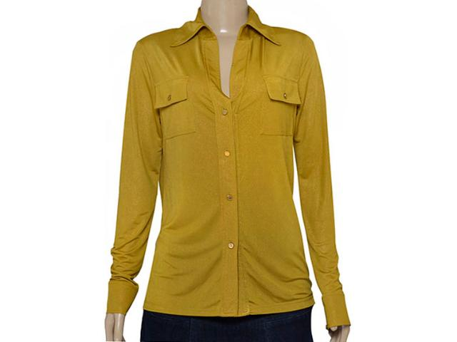 Blusa Feminina Lix Blm296 Ouro