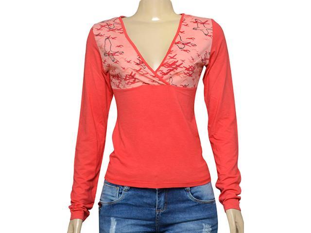 Blusa Feminina Mineral 98585 Vermelho