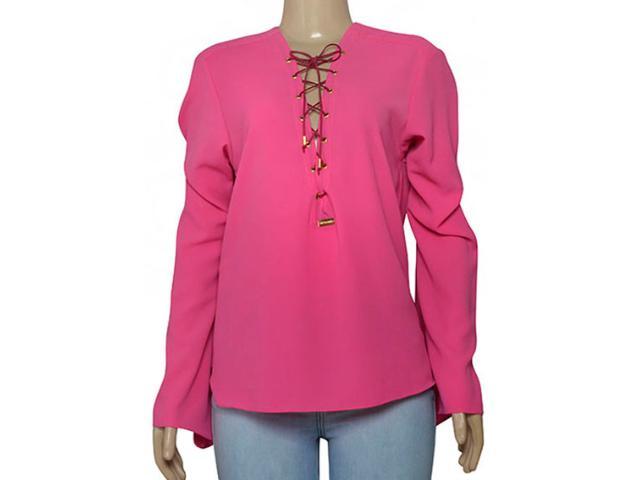 Blusa Feminina Moikana 191112 Pink
