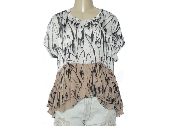 Blusa Feminina Index 05.06.000110 Bege/off White