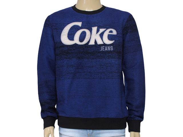 Blusão Masculino Coca-cola Clothing 413200233 Marinho