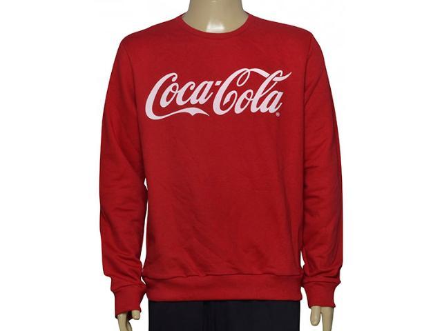 Blusão Masculino Coca-cola Clothing 413200259 Vermelho