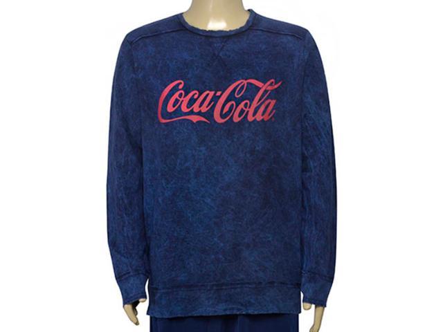 Blusão Masculino Coca-cola Clothing 413200267  Marinho