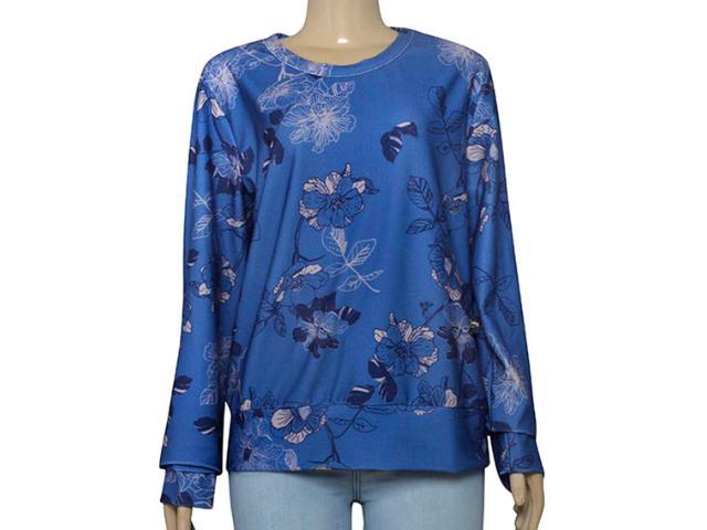Blusão Feminino Coca-cola Clothing 403200278 Var1 Azul