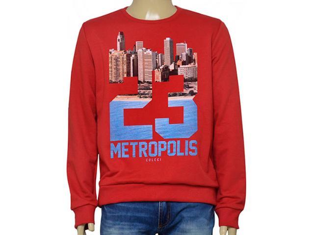 Blusão Masculino Colcci 410100259 Vermelho
