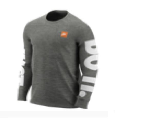 Camiseta Masculina Nike Ar5197-063 Sportswear Cinza
