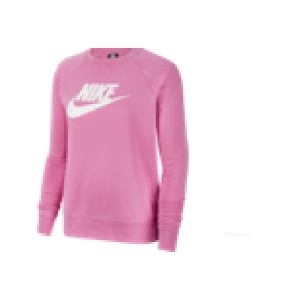 Blusão Feminino Nike Bv4112-693 Sportswear Essential Rosa