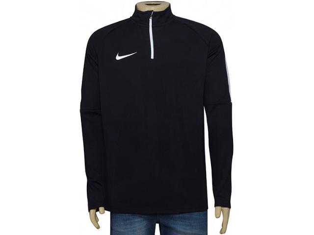 Blusão Masculino Nike 839344-010 Football Drill Preto