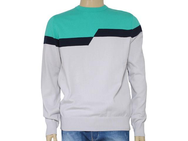 Blusão Masculino Zanatta 5448 Verde/marinho/bege