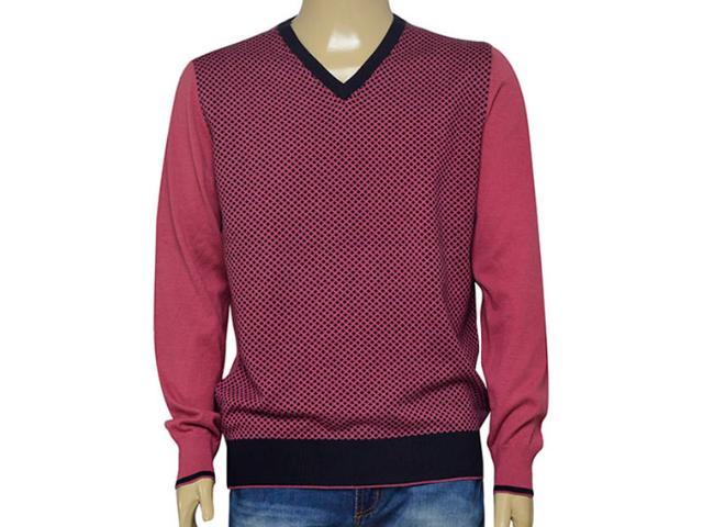 Blusão Masculino Zanatta 5130 Xadrez Preto/rosa