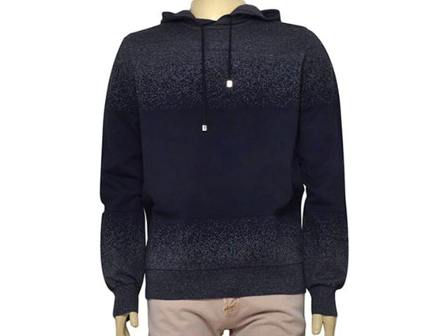 Blusão Masculino Zanatta 5534 Marinho/cinza