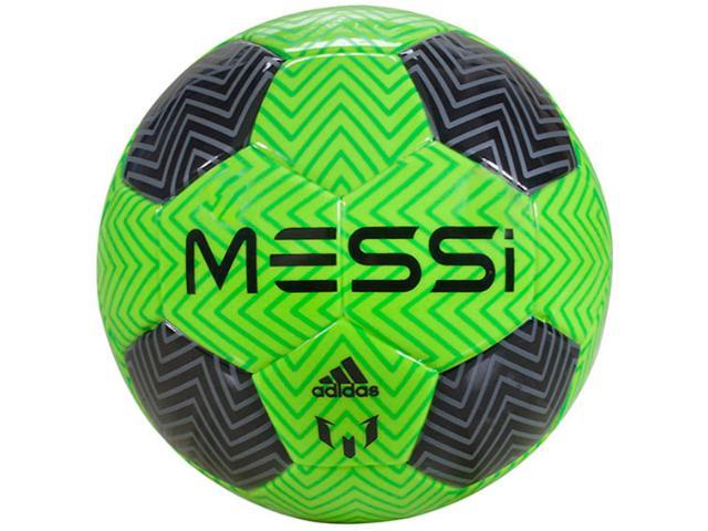 Bola Masculina Adidas Cw4175 Messi Q3m Verde/preto