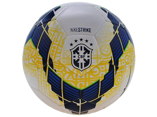 5ec058adc3 Bola Unisex Nike Sc2347-147 Strike Cbf Branco marinho amarelo