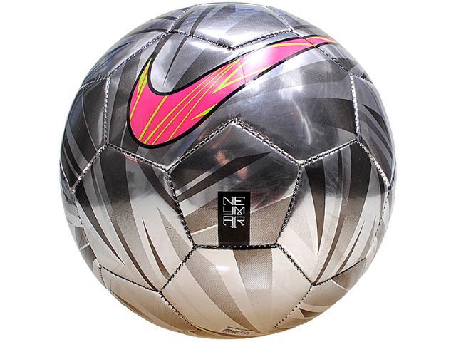 Bola Unisex Nike Sc2585-005 Neymar Prestige Prata