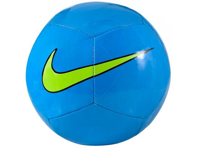 Bola Masculina Nike Sc3101-406 Ptch Training Azul/limão