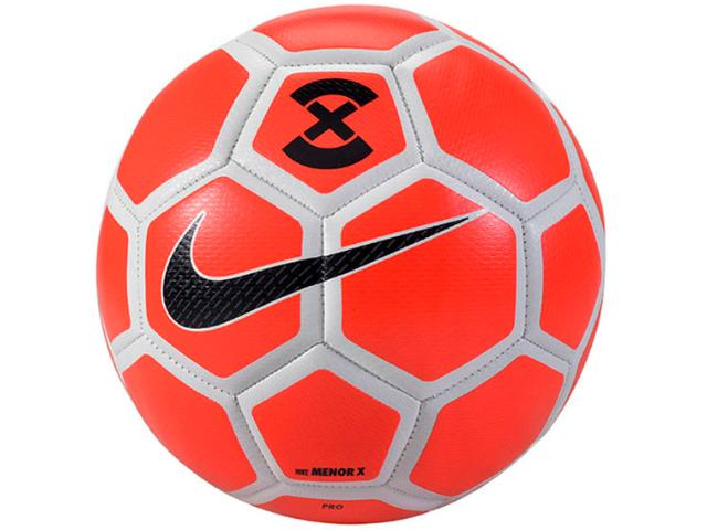 Bola Masculina Nike Sc3039-809 Menor Laranja/branco/preto