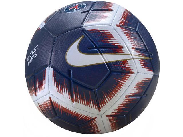 Bola Unisex Nike Sc3504-410 Paris Saint Germain Strike Marinho/branco/vermelh