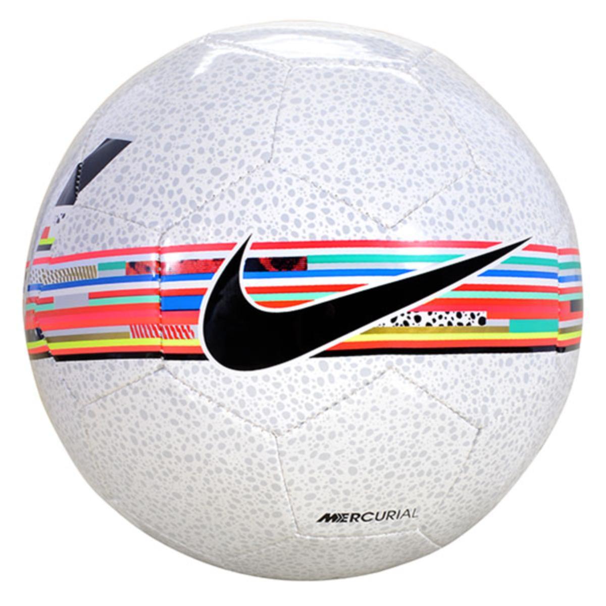 Bola Unisex Nike Sc3898-100 Cr7 Prestige Branco Color
