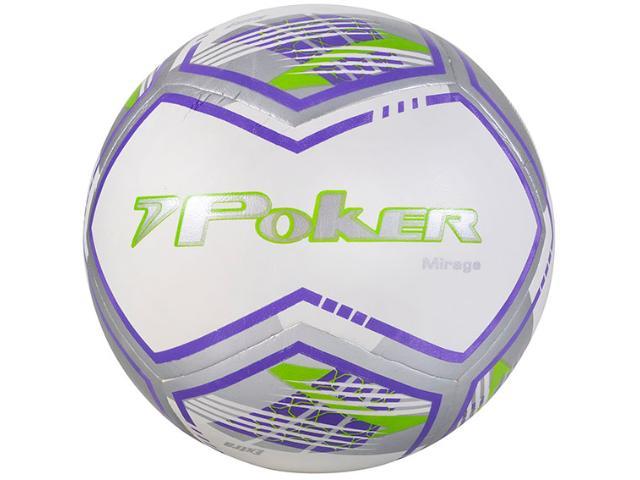 Bola Masculina Poker 05779 Thermocontrol Mirage  Prata/roxo/verde