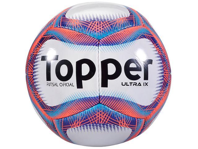 Bola Masculina Topper 4200015 111 Ultra ix Fsal Branco/vermelho/azul