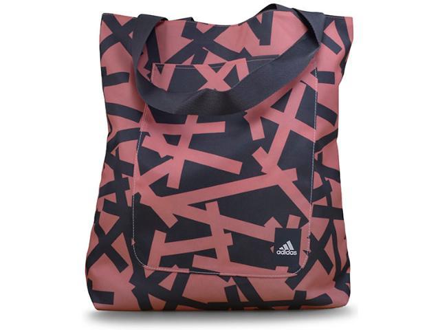 Bolsa Unisex Adidas Bq5752 Good Shopper Coral/grafite