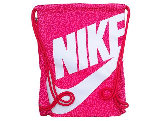 Bolsa Feminina Nike Ba3329-619 Heritage Gymsack Onca Pink