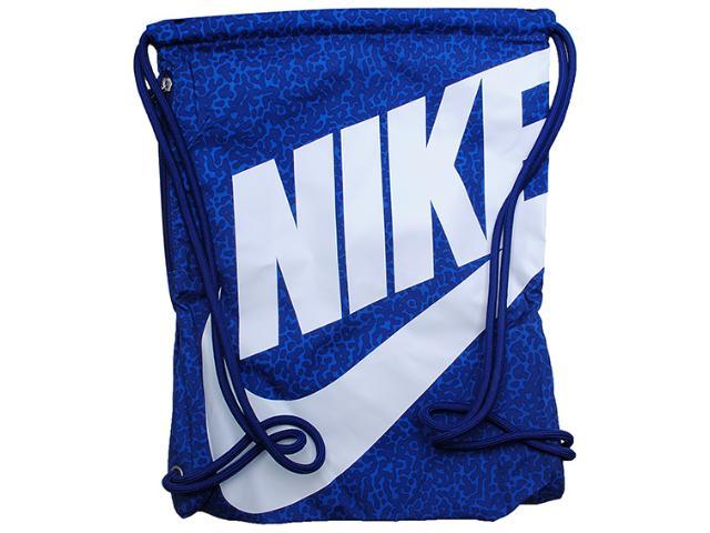 Bolsa Feminina Nike Ba3329-471 Heritage Gymsack Onca Azul