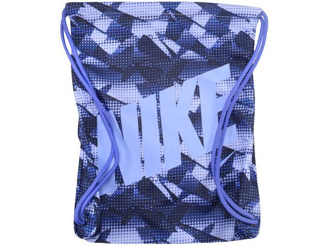 Bolsa Masculina Nike Ba5262-477 ya Graphic Gymsack Roxo